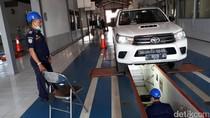 Dishub Yakini Banyak Taksi Online di Surabaya Belum Uji Kir