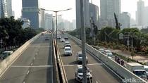 Manuver Pemotor Hindari Tilang di JLNT: Putar Balik Hingga Parkir