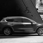 Ini Bentuk CX-8, SUV 7 Penumpang dari Mazda