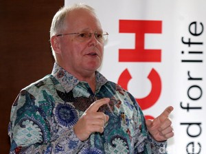 Nilai Penjualan Bosch di Indonesia Capai Rp 1,2 Triliun