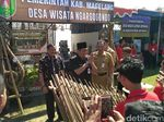 Festival Desa Wisata Buka Rangkaian Borobudur Internasional Festival 2017