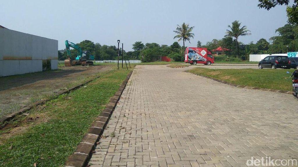 Rumah DP 1% di Serpong Dekat Tol BSD dan Stasiun Sudimara
