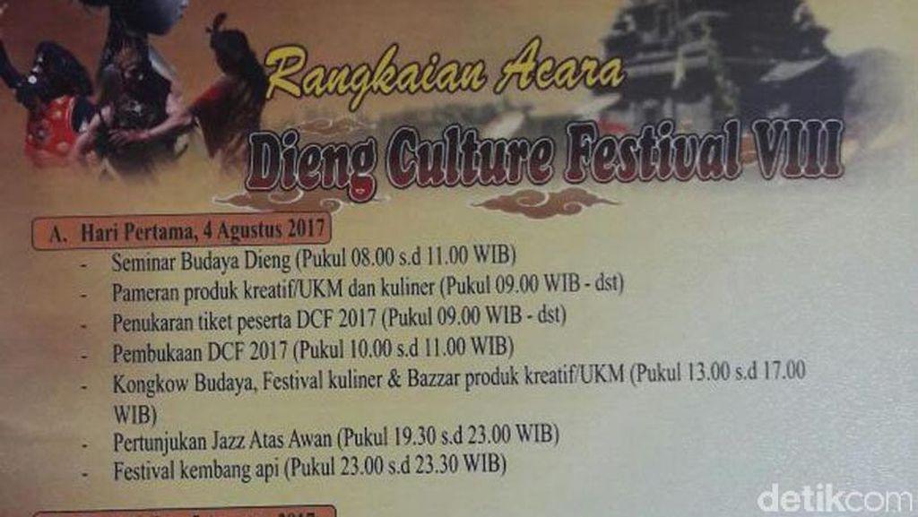 15 Raja Nusantara Bakal Hadiri Dieng Cultural Festival