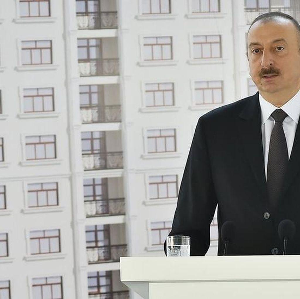 Hari Pers, 225 Wartawan Azerbaijan Dapat Rumah Susun Gratis