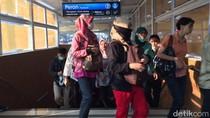 Ada Underpass, Penumpang dari Bekasi Pilih Turun di Stasiun Tebet