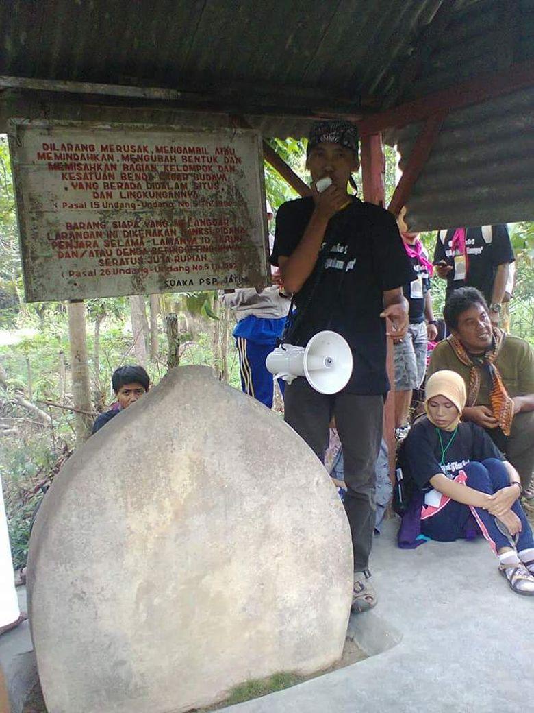 Benda Cagar Budaya di Lamongan akan Diberi SK Bupati