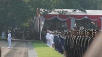 Ungkapan Bangga Perwira TNI-Polri dan Keluarga di Depan Jokowi