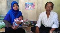 Mikaila, Balita Penderita Jantung Bocor Berobat ke Jakarta