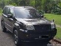 Nissan X-Trail 2006 Black Phantom