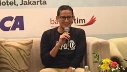 Sandiaga Bicara Soal Rencana Ibu Kota Pindah ke Kalimantan