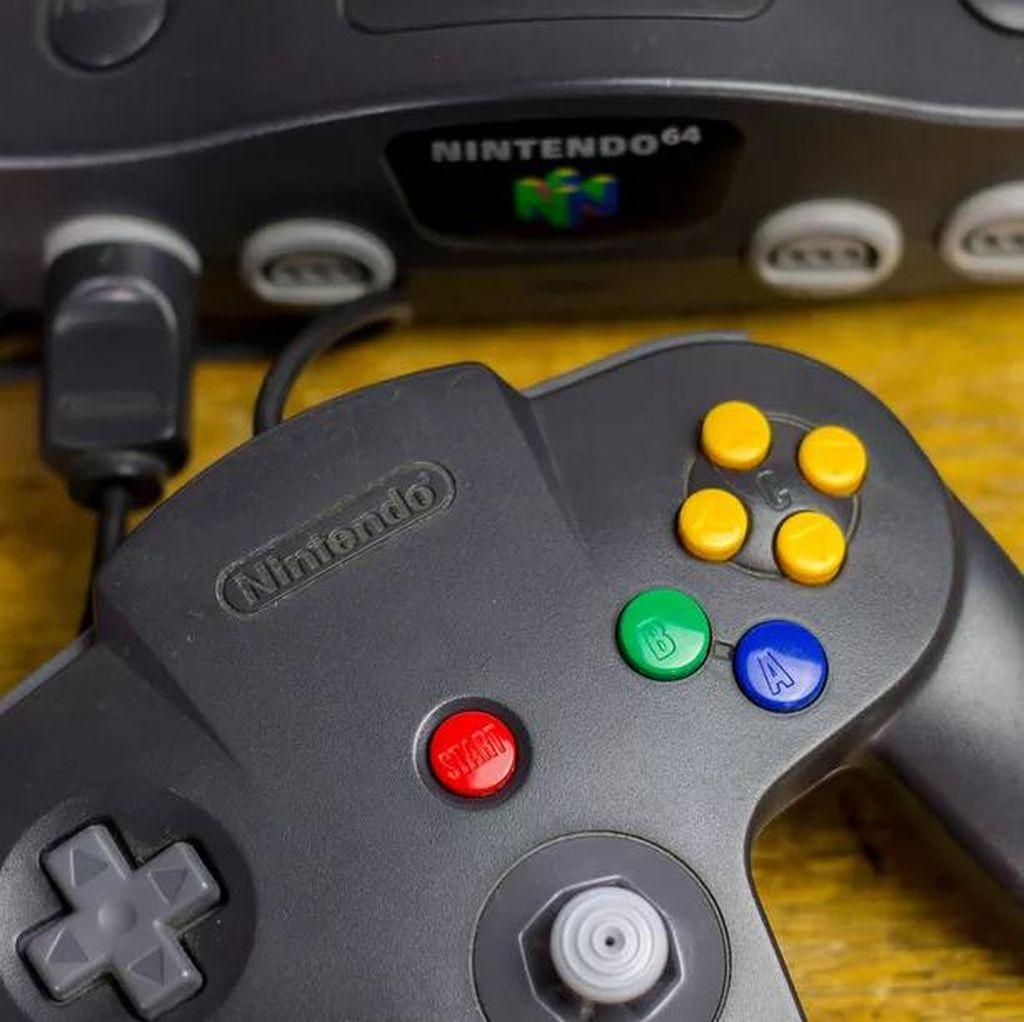 Nintendo 64 Bakal Terlahir Kembali?