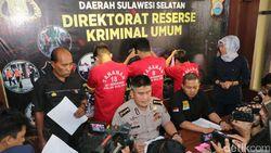 Jadi Muncikari Online, Oknum Pegawai Pemkot Makassar Ditangkap