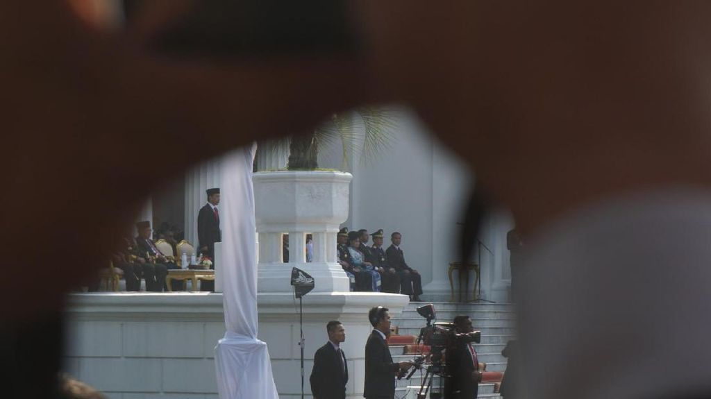 Pesan Jokowi ke TNI-Polri: Buat Indonesia Bangga! Jaga Pancasila!