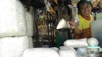 Kelangkaan Garam Grosok Paling Dirasakan di Pasar Beringharjo Yogya