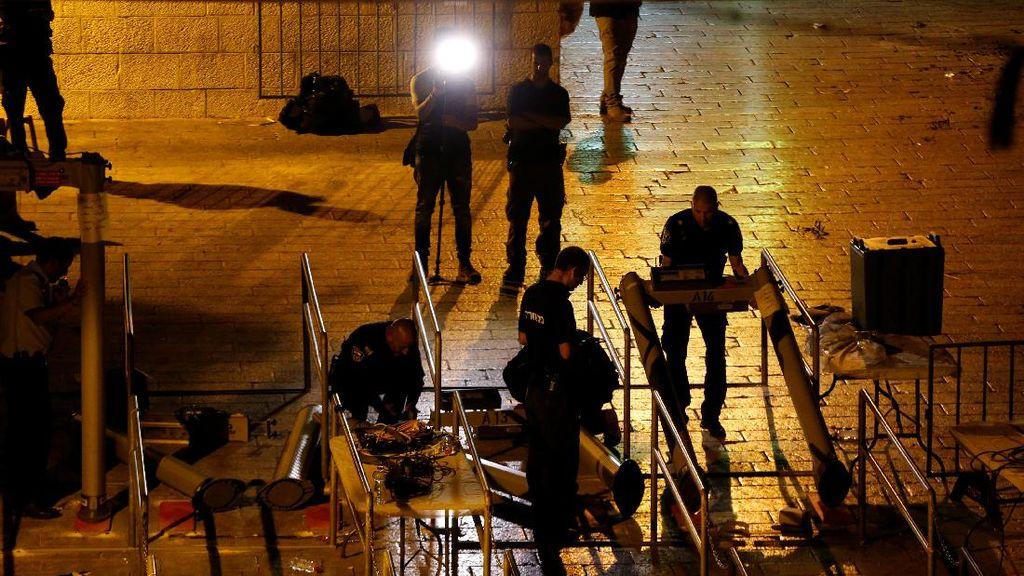 Erdogan Serukan Semua Umat Muslim Lindungi Masjid Al-Aqsa