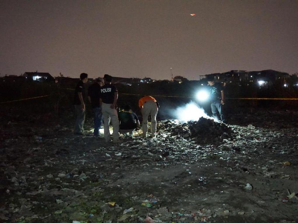 Identitas Mayat Pria Terbakar di Cengkareng Terungkap
