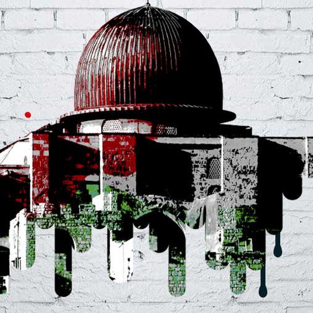 Sepekan yang Menegangkan di Al-Aqsa