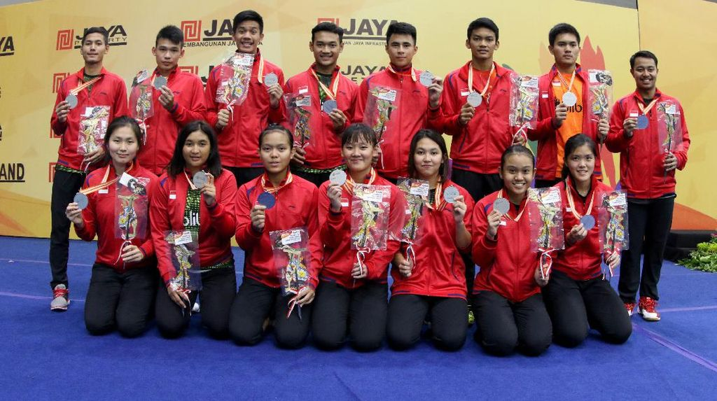 Indonesia Jadi Runner Up Kejuaraan Asia Bulutangkis Junior