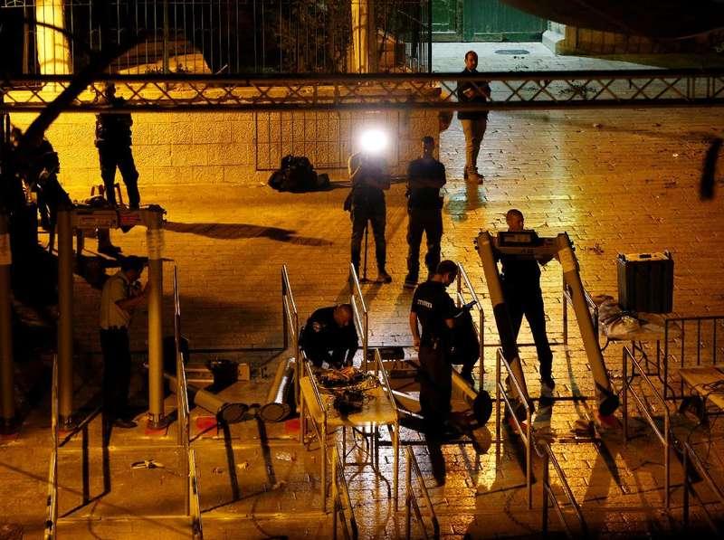 Detektor Logam Hilang, CCTV Bermunculan di Al Aqsa