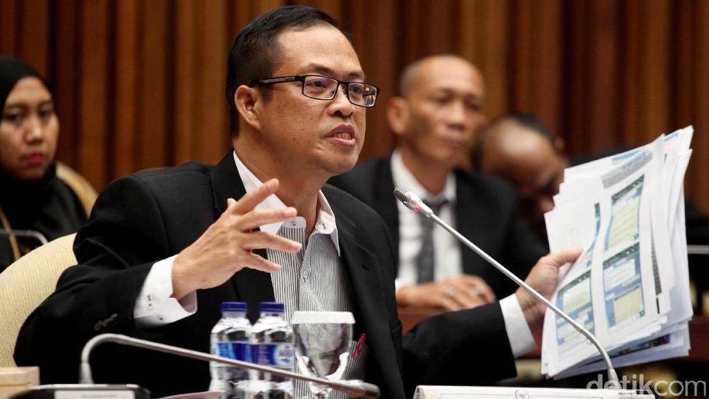Aneka Tuduhan Muhtar dan Niko untuk KPK di Depan Pansus Angket