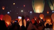 4 Ribu Lampion akan Diterbangkan di Dieng