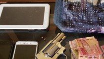 Rampok Minimarket di Garut, Pria Bersenjata Revolver Ditangkap