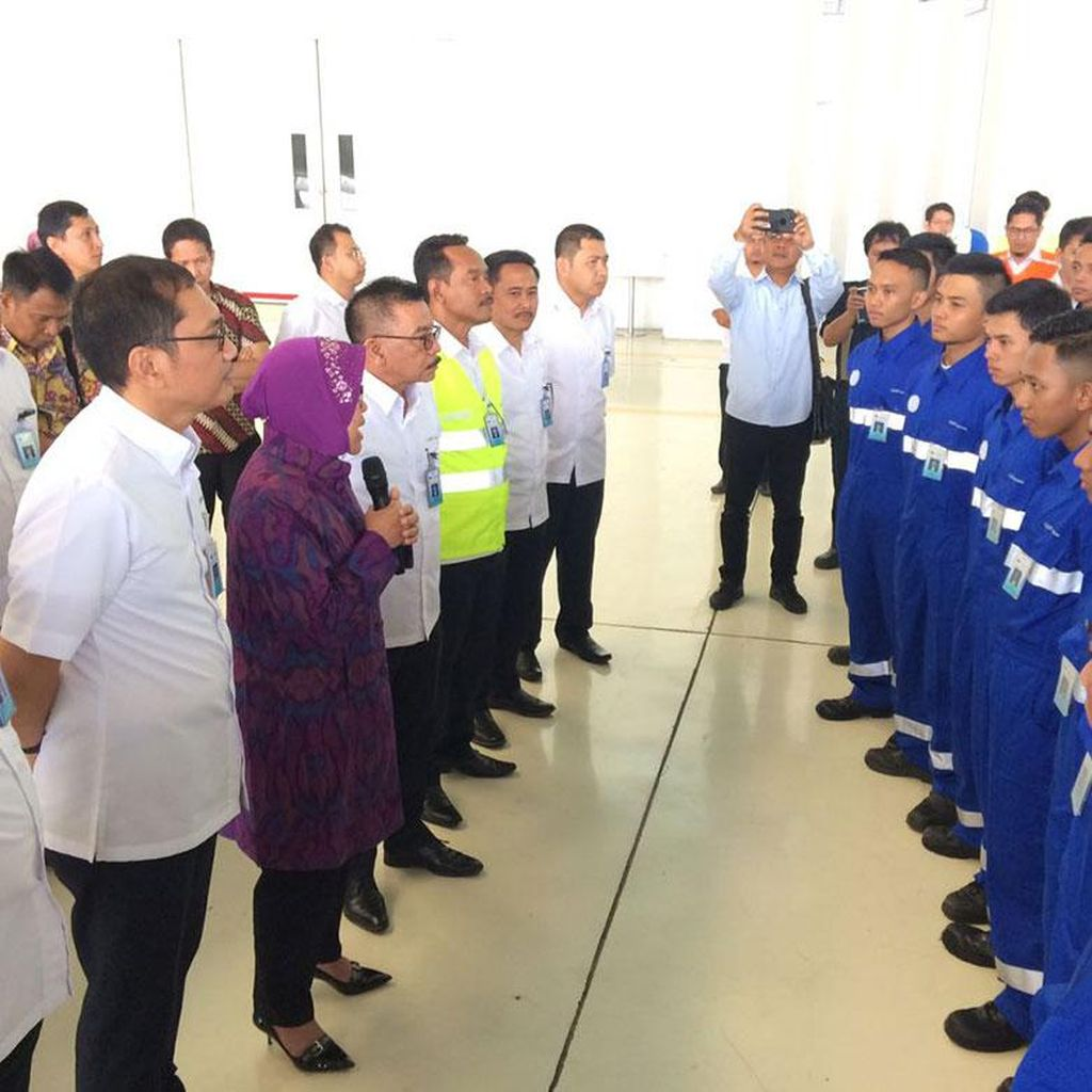 Pesan Wali Kota Risma untuk Lulusan ATKP: Teliti dan Disiplin!