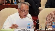 DPR Mengeluh Gedung Nusantara I Miring, Ini Kata Menteri PUPR