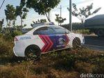 Polisi Sempat Bolak Balik Bongkar Mobil Patroli Cari Sudut yang Pas