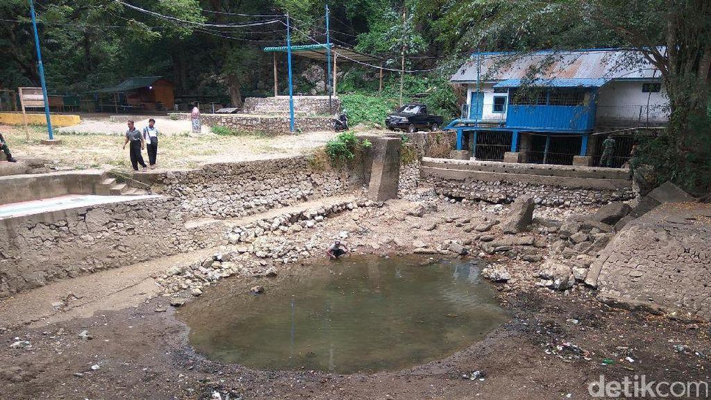 Dulu Pemandian di Aceh Ini Airnya Segar, Kini Kering Kerontang