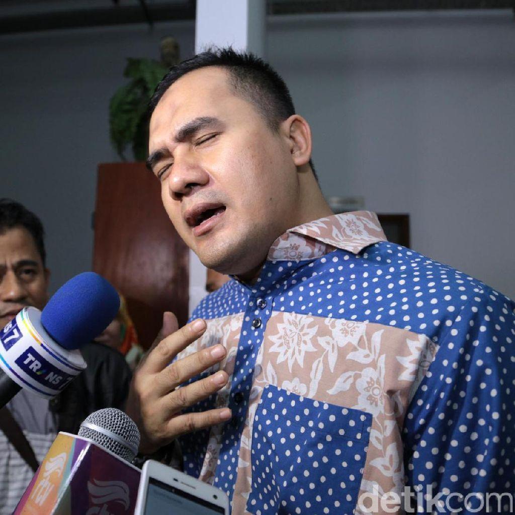Dituntut 4 Tahun Penjara, Saipul Jamil: Kapan Saya Kawinnya!