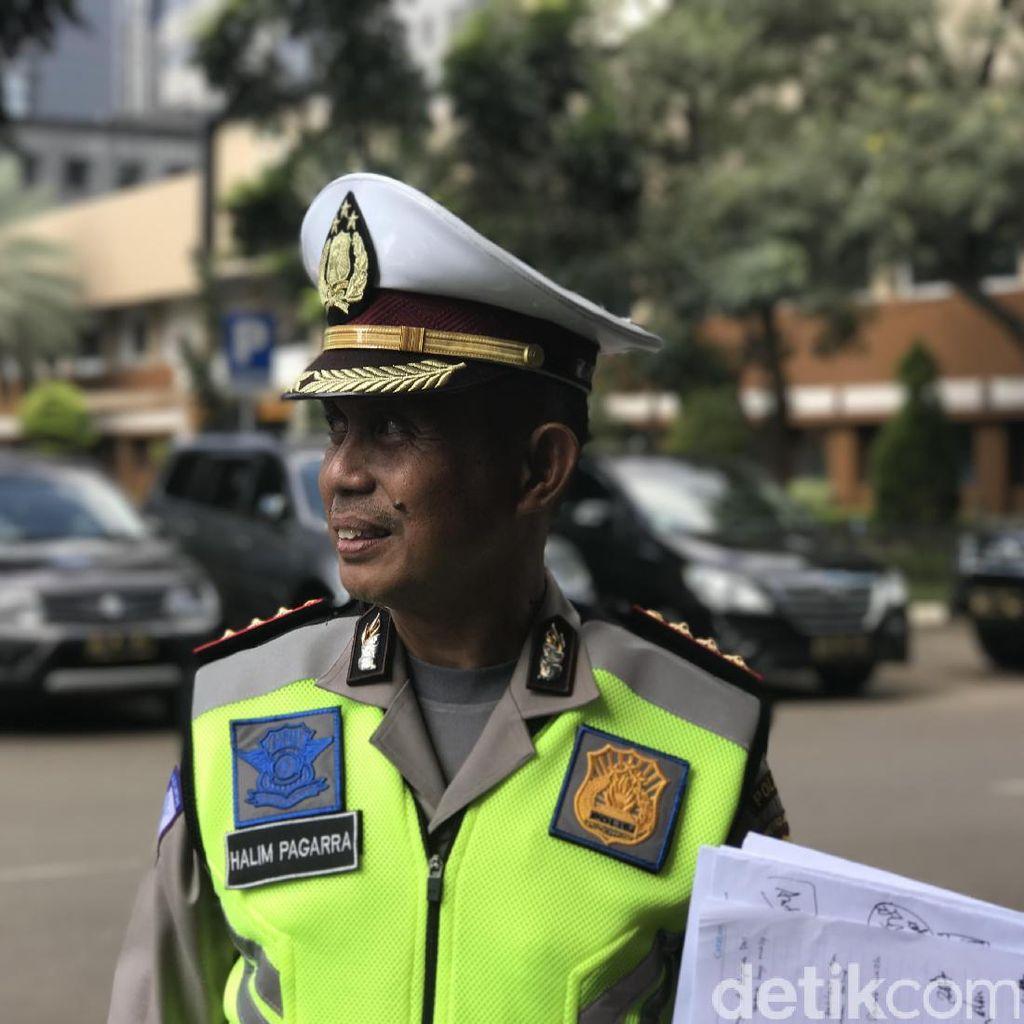 Polisi: Pak Ogah yang Direkrut Jadi Supeltas Tak Perlu Tamatan SMA