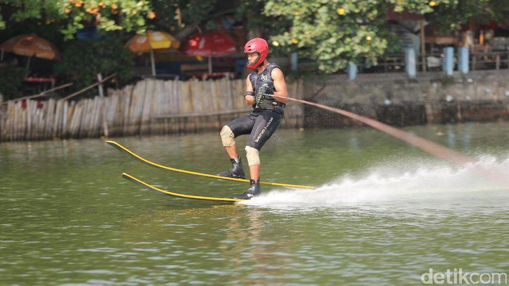 Ski Air Makin Dekat ke SEA Games: Atlet Jangan Sampai Cedera!