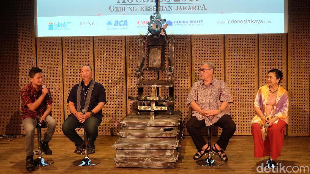 Demi Lakon Warisan, Teater Koma Riset ke Empat Kota