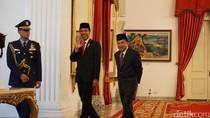 Hary Tanoe Dukung Jokowi, JK: Bagus, tapi Bukan Berarti Mendampingi