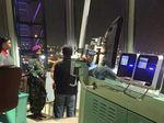 Melongok ATC Bandara Cengkareng yang Dijaga Petugas TNI