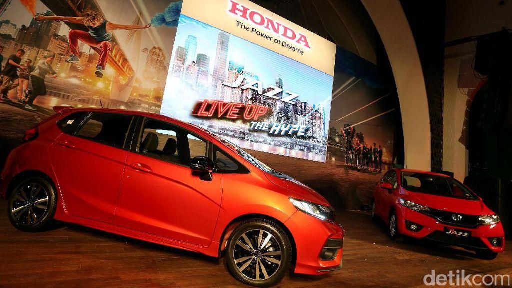 Sama dengan di Thailand, Honda Jazz Baru Usung Transmisi 7 Percepatan
