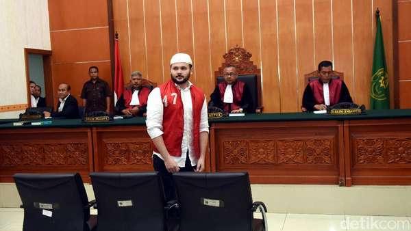 Divonis 10 Bulan Penjara, Ridho Rhoma Ucap Syukur