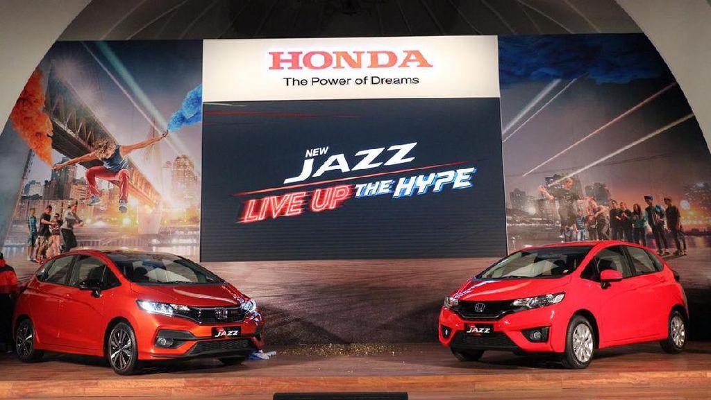 Honda Segarkan Jazz, Harganya Mulai Rp 232 Jutaan
