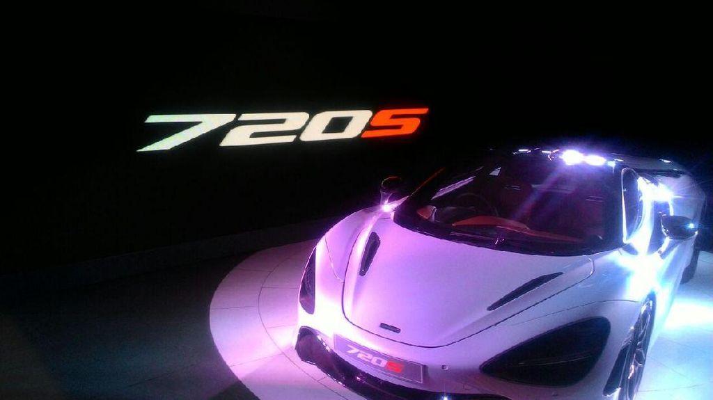 McLaren 720S Resmi Meluncur, Incar Penghobi Mobil Super