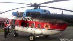 Darurat Karhutla, BNPB Kerahkan 18 Helikopter Pembom Air