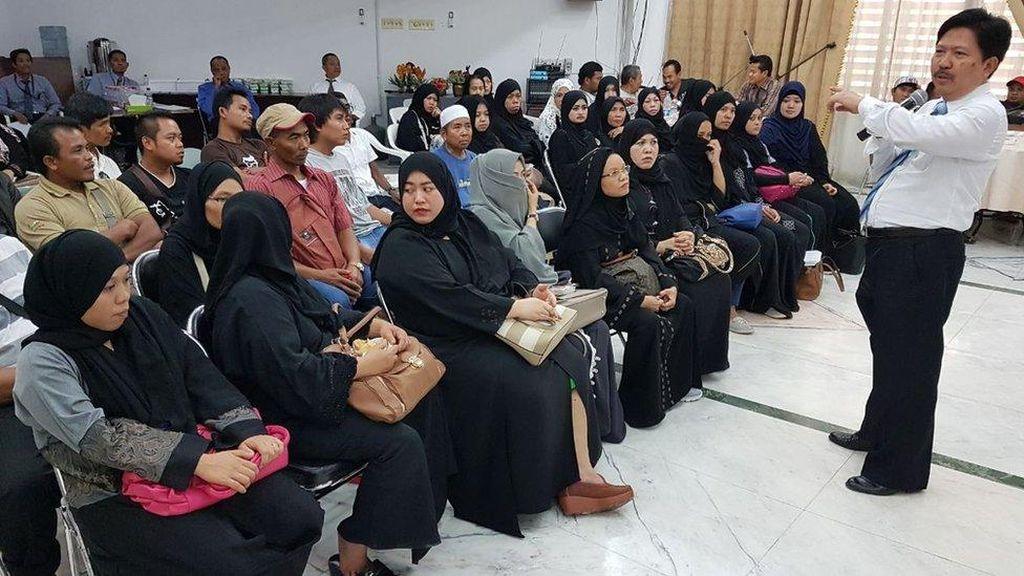 Amnesti Berakhir, TKI Ilegal di Arab Saudi Terancam Ditangkap