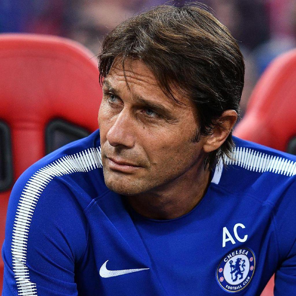 Conte Puji Semangat Pantang Menyerah Chelsea