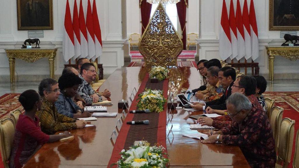 Jokowi: Bank Dunia Bantu RI Berantas Kemiskinan
