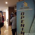 Jemaah Umrah First Travel Protes Dijanjikan Refund Hanya 50%