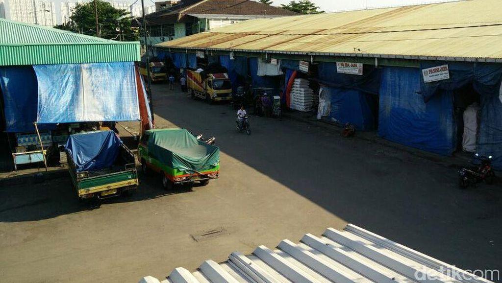 3 Hari Sepi, Bagaimana Pasokan Beras di Pasar Induk Cipinang?