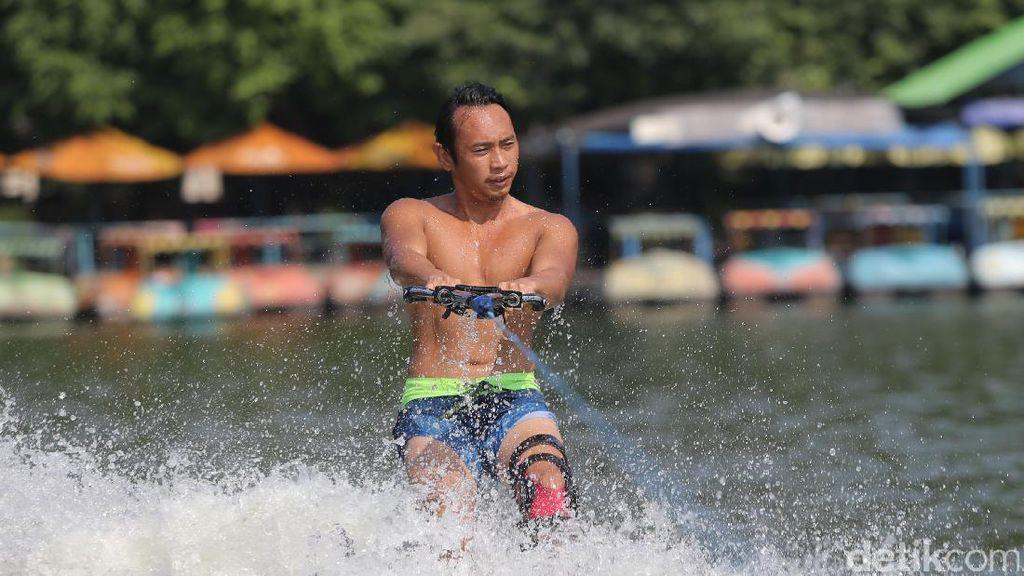 Bukan Hanya Keluar Dana Talangan, Ski Air Malah Nombok Jelang SEA Games