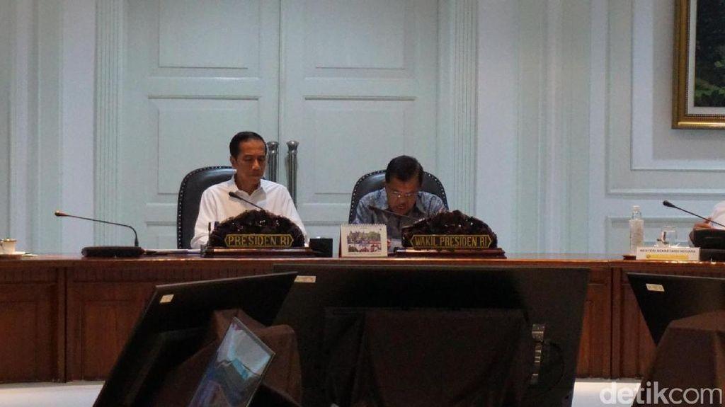 Jokowi: Apa pun Agamanya, Bela Negara Tugas Kita Bersama