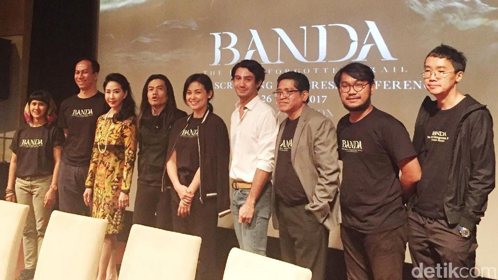 Banda The Dark Forgotten Trail, Jangan Anggap Film Dokumenter Membosankan