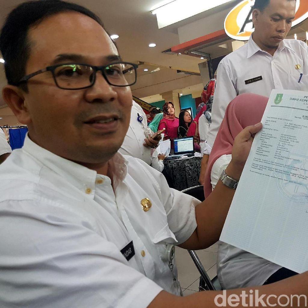 Si Jempol, Inovasi Pelayanan Kependudukan Ala Pemkot Sukabumi